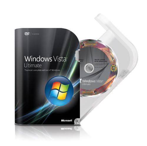 Windows Vista Ultimate SPEEDY VISTA V3 Vista