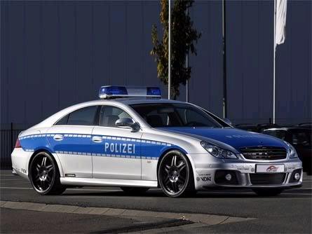 اسرع سيارة شرطة في العالم !!!! 2-1