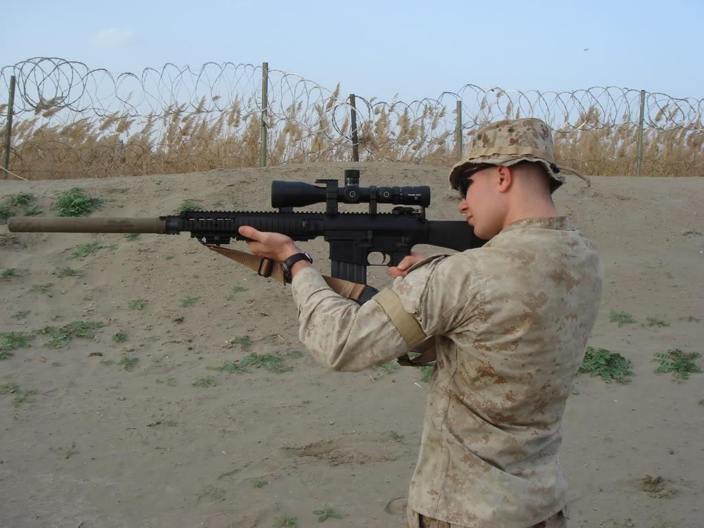 Lunette S und B en dotation dans l armee US DSC00307-1