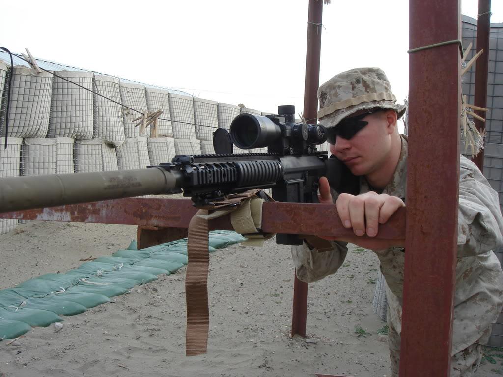 Lunette S und B en dotation dans l armee US DSC00312