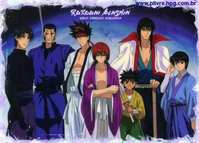 The 7 ninja Swordsmen Untitled