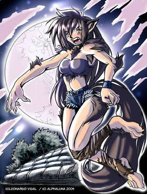 The Full-Blooded Hybrids Alpha_Luna__the_werewolf_girl__by_L