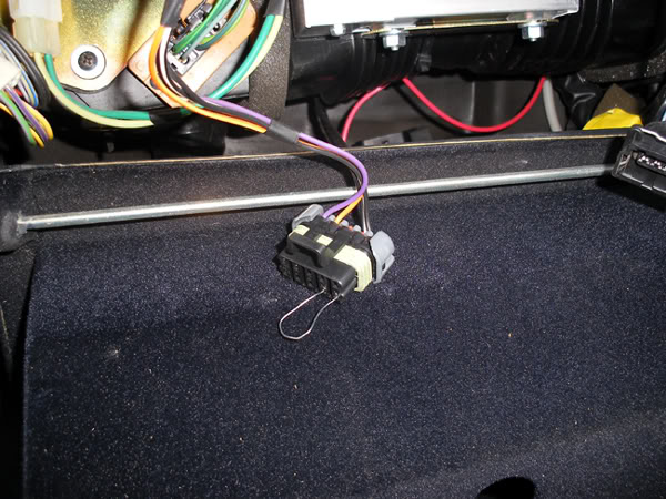 How to Check Engine Light Problems - Paperclip DSCF1396