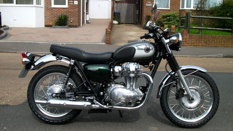 New bike...finally! DSCF2175