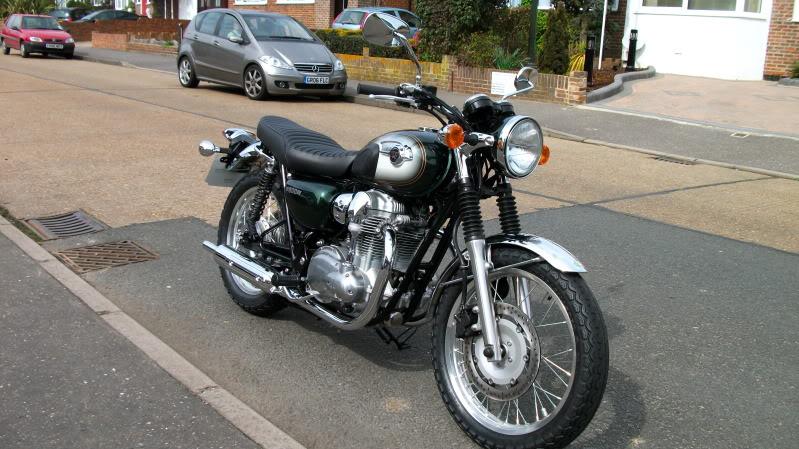 New bike...finally! DSCF2177
