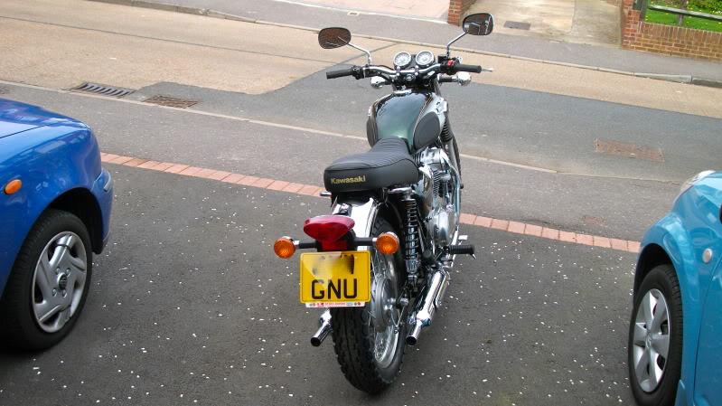 New bike...finally! DSCF2189