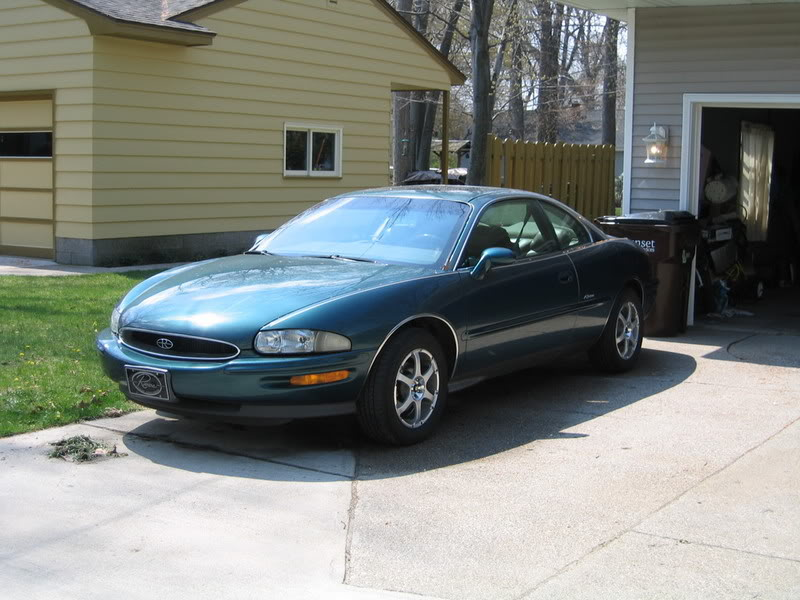 65 Repaint - My backup car... Rivieras06008