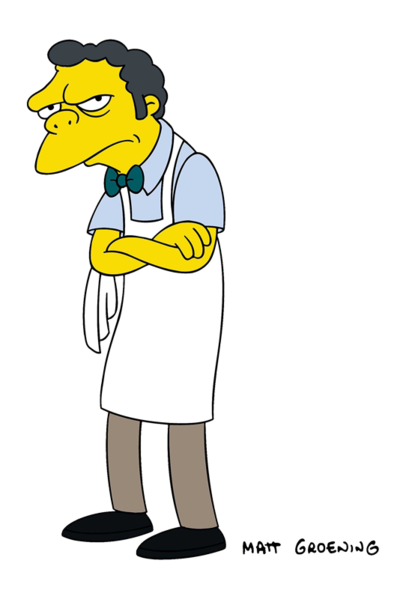 The Lexicon 1_Moe_Szyslak