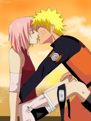 naruto and sakora Naruto