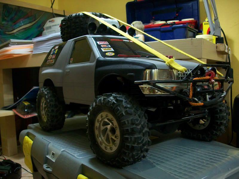 My Amigo Scaler Rebuild / Adventures 100_2333