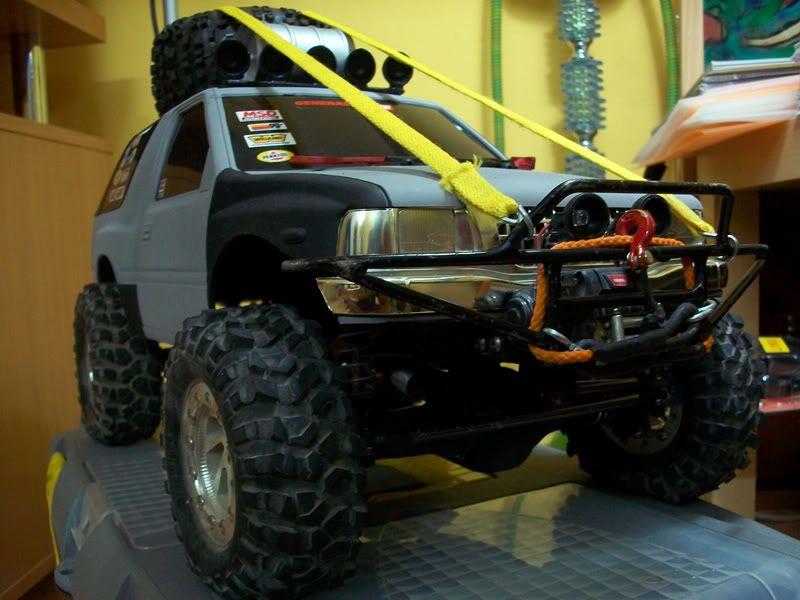 My Amigo Scaler Rebuild / Adventures 100_2337
