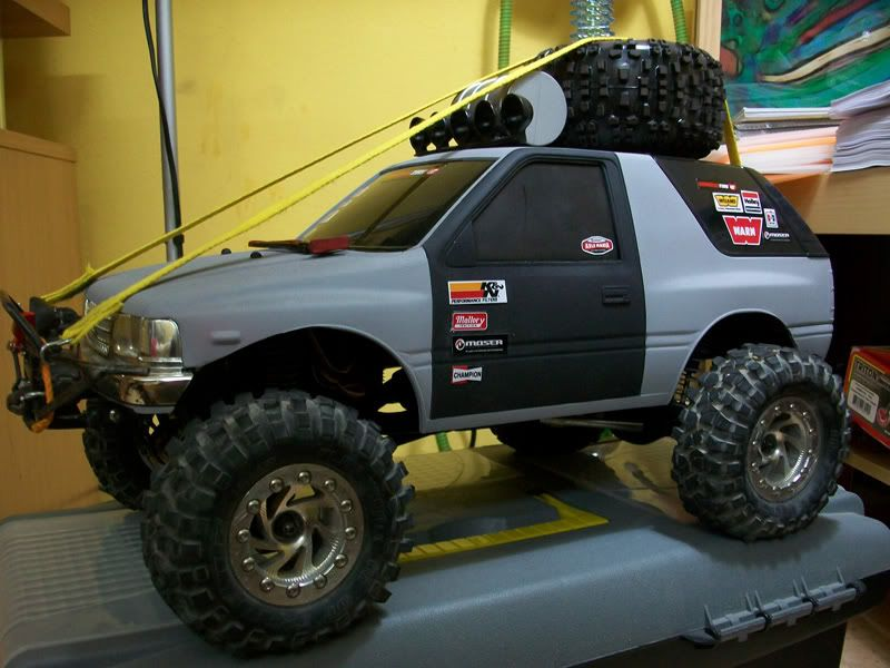 My Amigo Scaler Rebuild / Adventures 100_2340