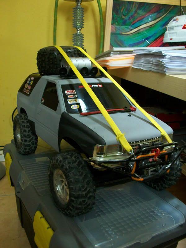 My Amigo Scaler Rebuild / Adventures 100_2342