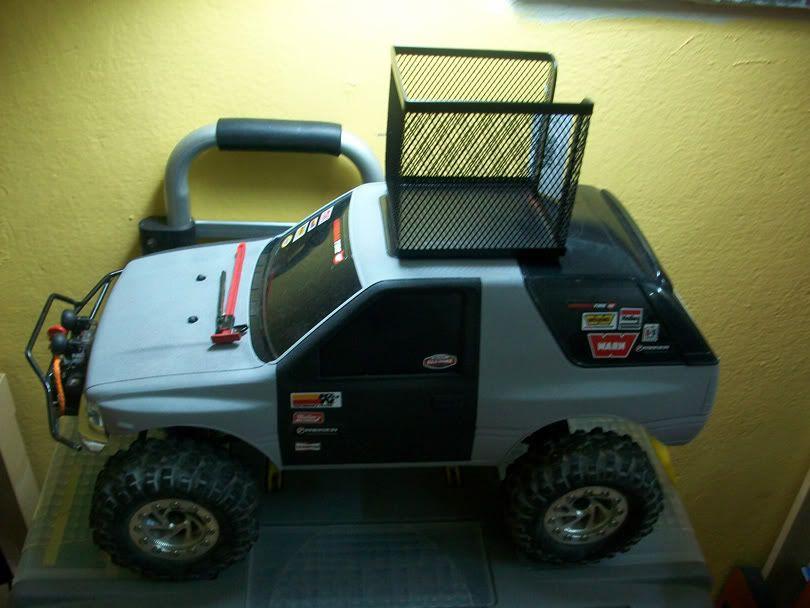 My Amigo Scaler Rebuild / Adventures 100_234B