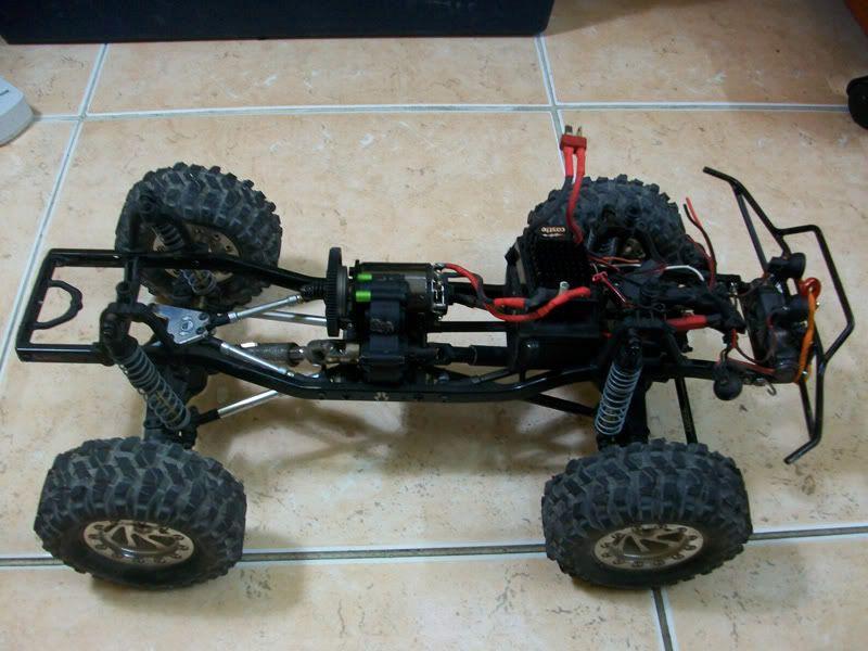 My Amigo Scaler Rebuild / Adventures Kit