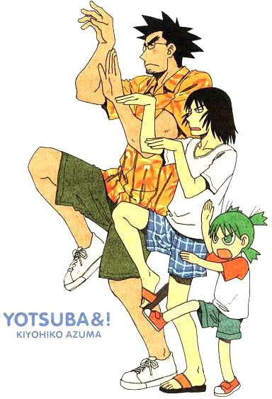 YOTSUBA TO! MediumAnimePaperscans_Yotsubato_mac
