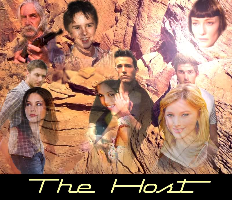 Casting to The Host TheHost1