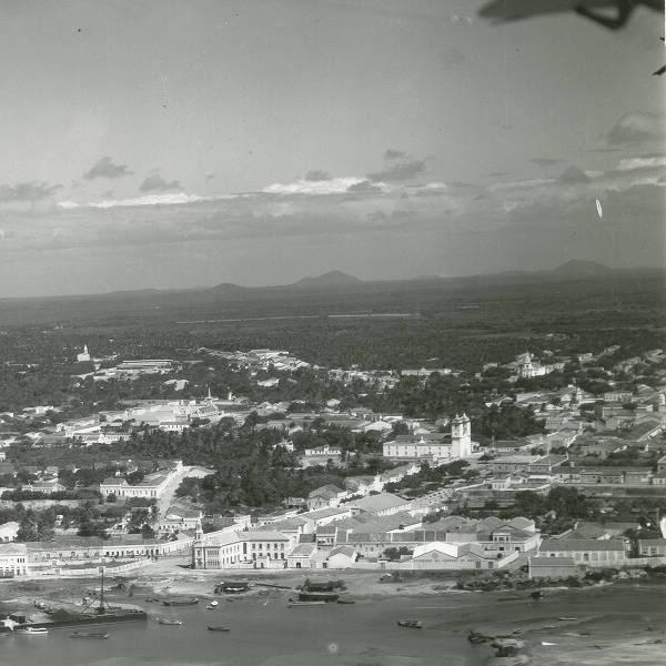 Amelia Earhart em Fortaleza... Amelia