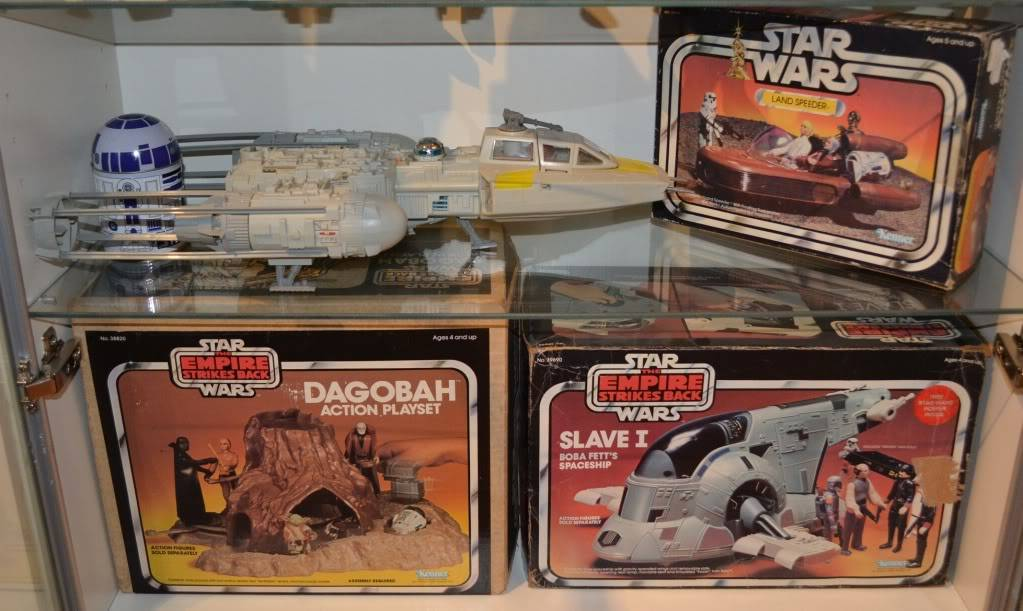 Yeah-sus collection UPDATED PICTURES NOVEMBER 2014 Dagobah