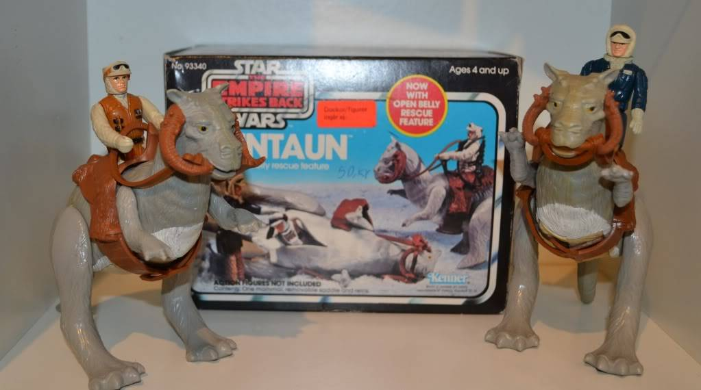 Yeah-sus collection UPDATED PICTURES NOVEMBER 2014 Tauntauns