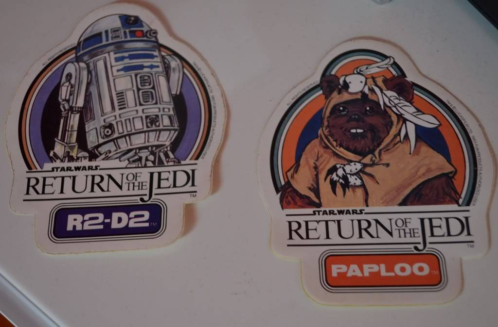 *** Your SW Oddball Pictures Here *** - Page 2 Stickers