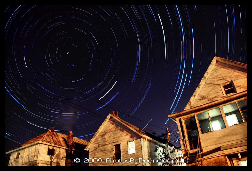 Star Trails! StarTrails2ForDA