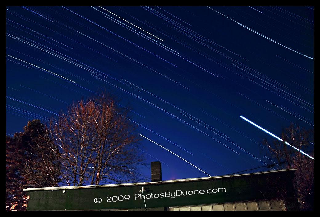 Star Trails! StarTrailsForDA1