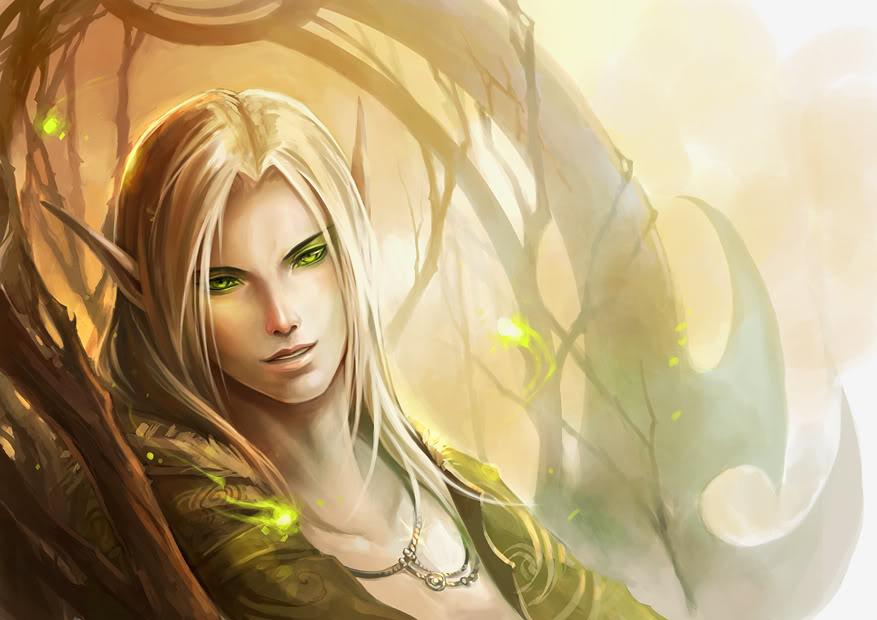 Lizael Faust Elf_by_sandara