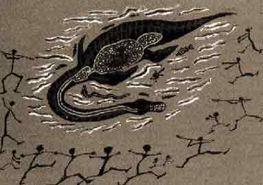 Tales From A World Unknown  Duck-billeddinosaur