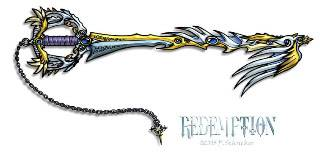 Stacey (Human form) MyKeyblade-1