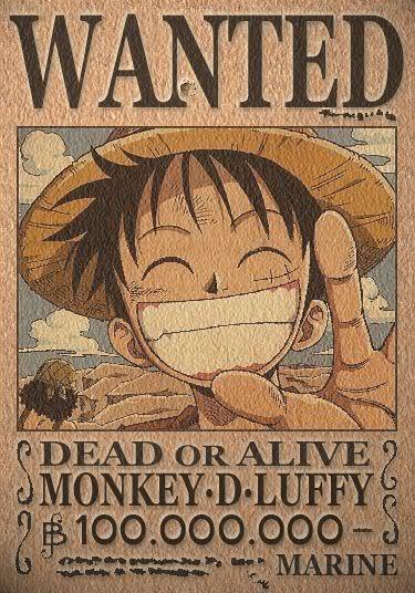 [Teufelfrucht Nutzer] Monkey D. Ruffy Luffy
