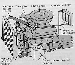 Como limpiar y drenar un radiador Radimotor