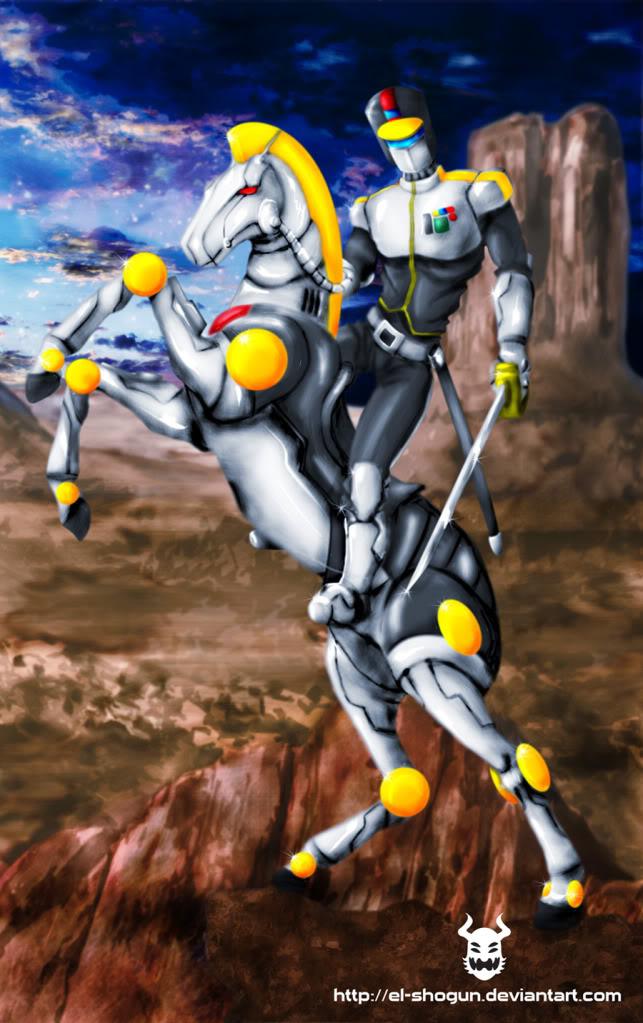 5to Combate - SABER RIDER vrs FLORA El_Jinete_Sable_by_El_Shogun