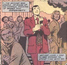 Perfil psicológico de un personaje: Batman (2): Adolescencia 3594