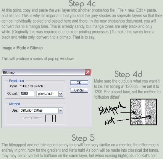 Como hacer tramados manga en Photoshop Mangatonin6