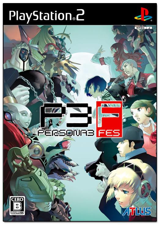 Indique um jogo de qualquer plataforma. - Página 3 Persona3