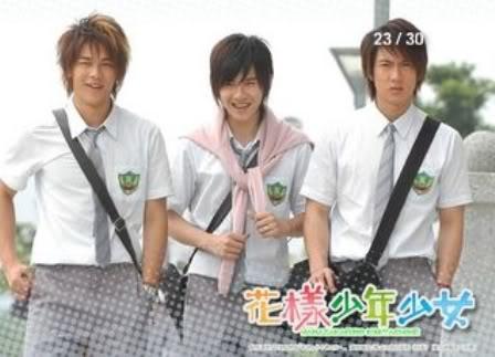 Giới thiệu phim TH mới - Tình yêu tuổi học trò (Hana Kimi) 239