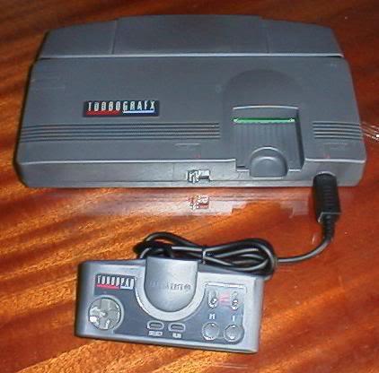 Historia de los videojuegos y las consolas Turbografx