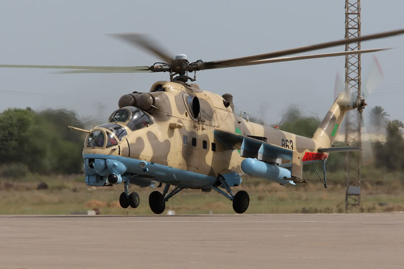 الجيش الليبي LibyaOct29-3107Mi-25863