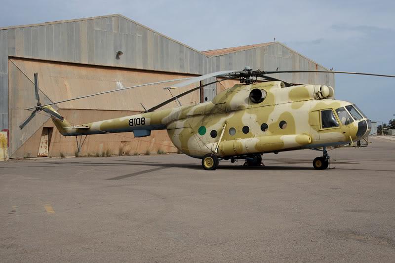 الجيش الليبي LibyaOct29-3107Mi-8T8108