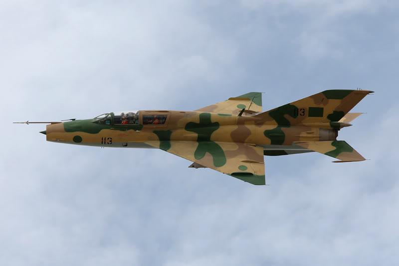 الجيش الليبي LibyaOct29-3107MiG-21UM1131