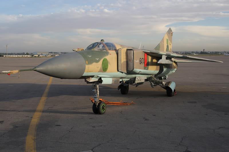 الجيش الليبي LibyaOct29-3107MiG-23ML6474