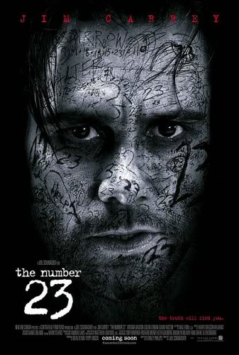 Numbers game Number-23-poster-0