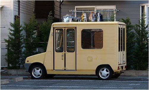 Colim Concept : A Cool Combination of A Car and A Caravan Camper Mira_camper