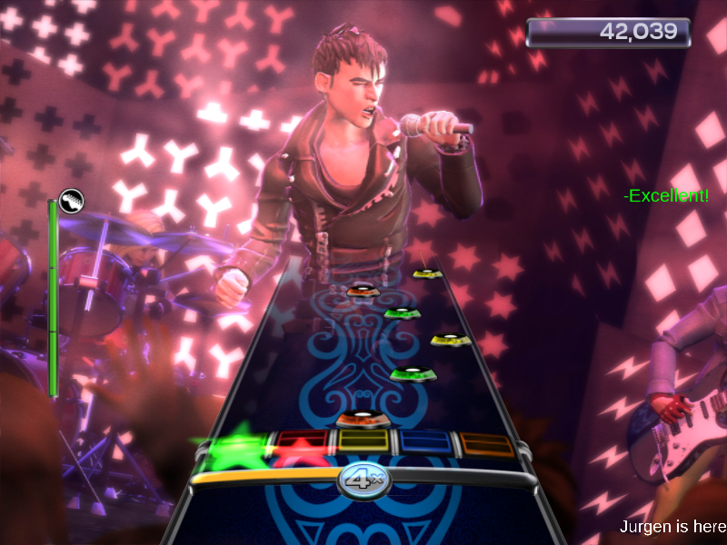 Theme Rock Band 3 (FOFiX 4.0.0) Python2010-12-2322-52-52-05