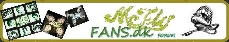 Velkommen til McFlyFans forum Fourmbanner