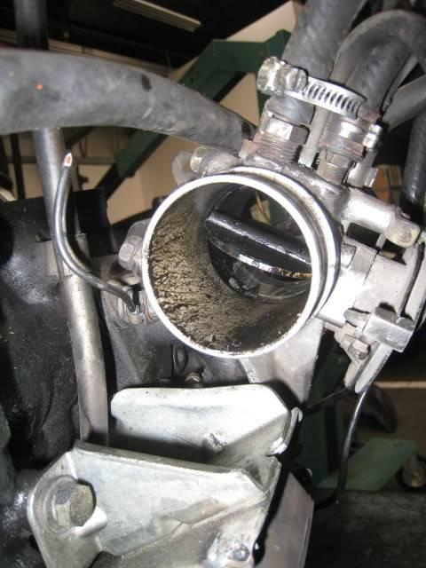 restauration moteur de la globulette 13