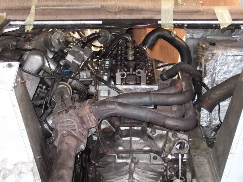 restauration moteur de la globulette 7