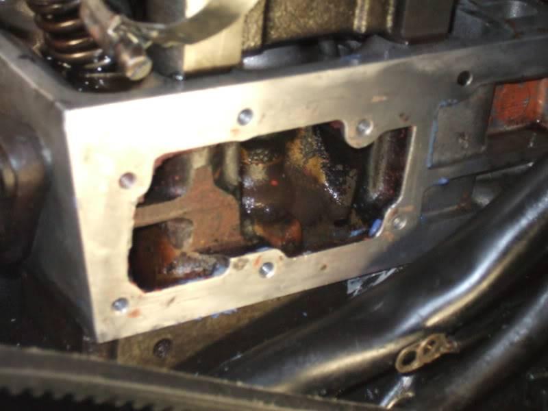 restauration moteur de la globulette 8
