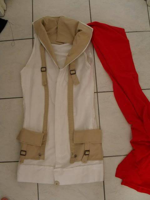 [Seller] Misa, Lenalee and Lightning costumes for sale (made by me) SDC10231